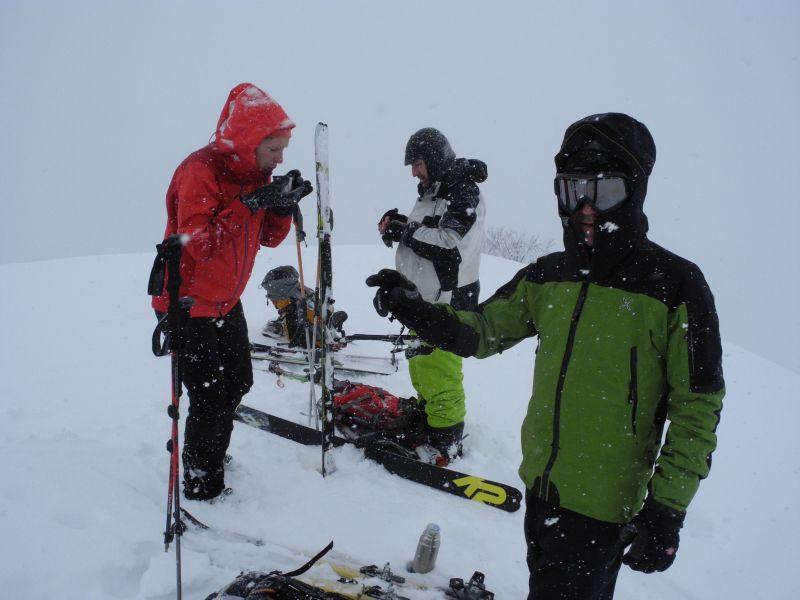 Sommet du Mont Morbié