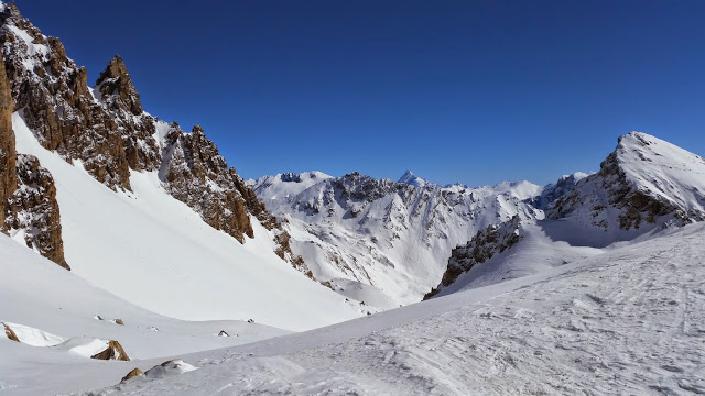 Le versant Italien