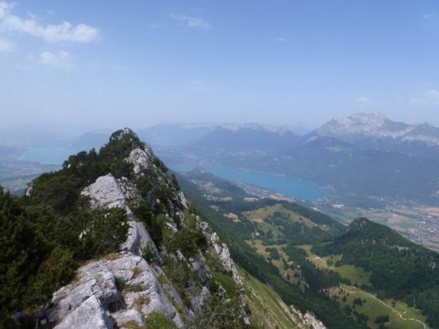 O sommet roc des boeufs (1)