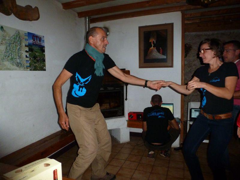 Christo, toujours aussi bon danseur