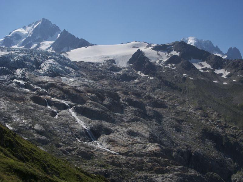 Langue Terminale du Glacier du Tour